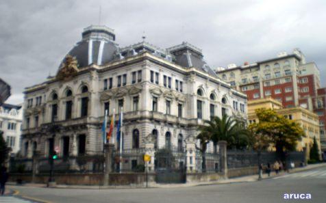 palacio regional