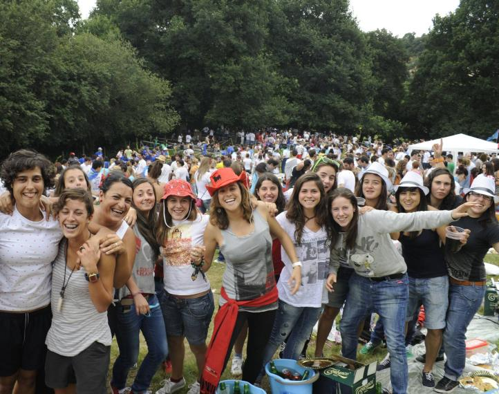 Pola de siero celebra el carm n fotos de fiestas - El tiempo en siero asturias ...