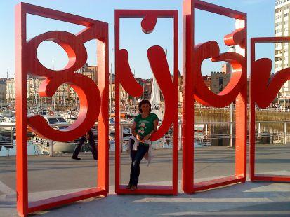 Gijón y  Yo