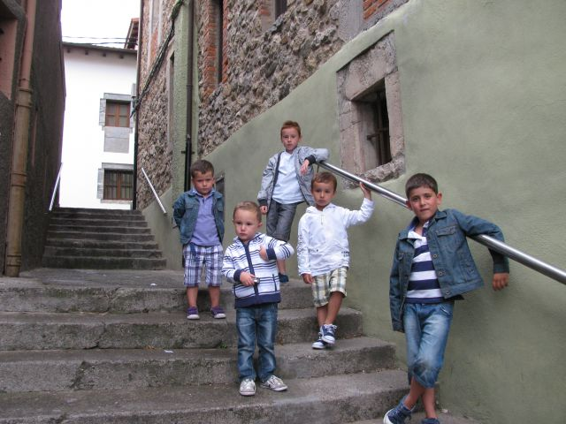 jovenes asturianinos