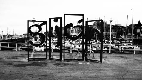 Letronas blanco&negro + bici 2