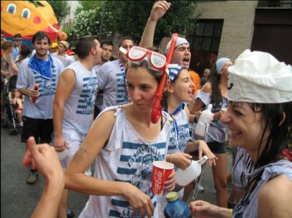 Descenso Folclórico del Nalón 2011