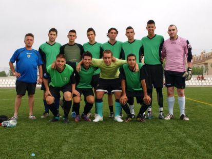 Partido del torneo Fans Cup