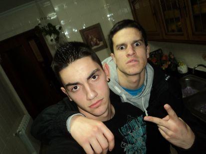 Diego y JC