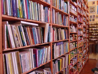 otra vista de la libreria