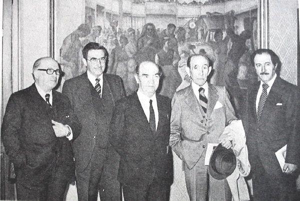 Cinco pintores asturianos
