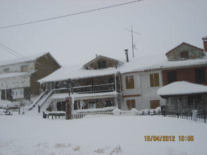 Nieve en Tarna