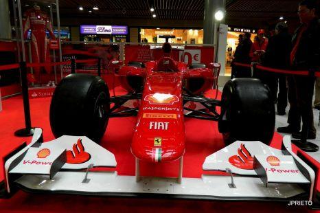 F-10 el Debut con Ferrari.