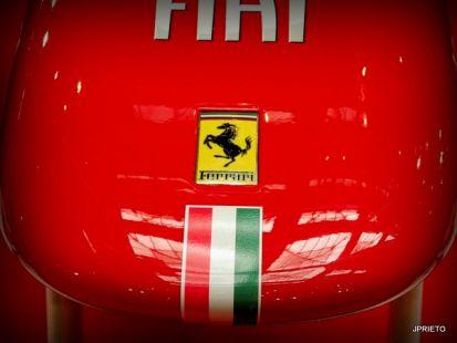 Ferrari nel cuore.