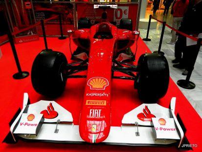 F1 , PASION ROJA