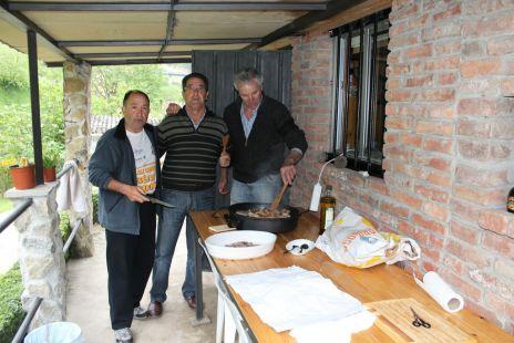 Los cocineros