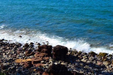 Marea en la griega.