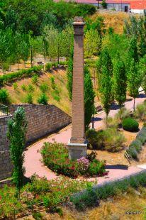 El Obelisco.