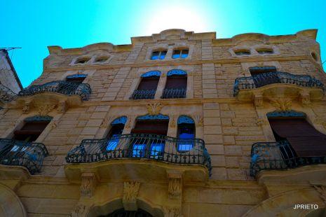 El edificio del Pavo.