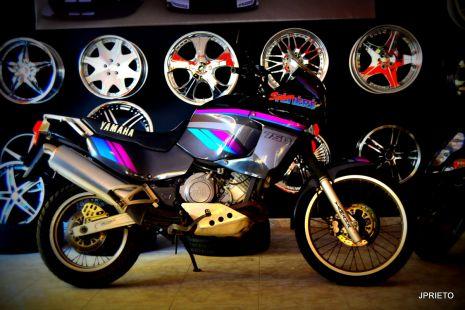 YAMAHA 750 cc SUPER TENERE