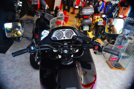 Yamaha 750 cc. Supertenere