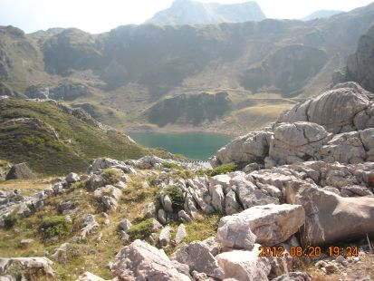 Lago de la Cueva - Somiedo