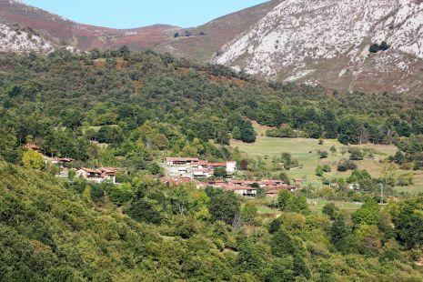 Pueblo de Campiellos (Sobrescobio)