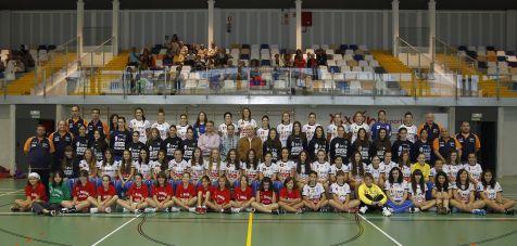 TODOS LOS EQUIPOS DEL BALONMANO GIJON 2012/13