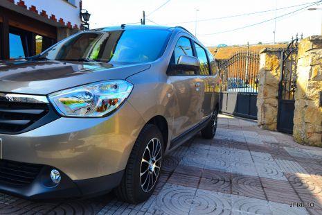 Mi Ranchera III. Dacia Lodgy-1.5 dci