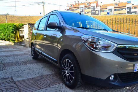Mi Ranchera. Dacia Lodgy.1.5 dci