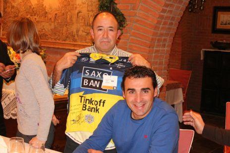 Benjamin con el club Xixon 2000