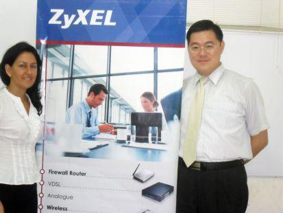 ZYXEL expande su  tecnología  ecológica en el Ecuador