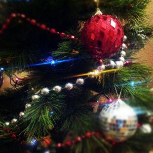 Reflejos de Navidad