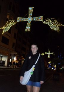 navidad por la capital
