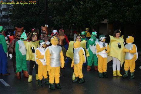carnaval gijon