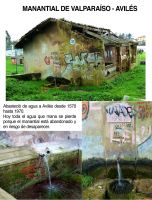 Firma por la no desaparición del manatial de Valparaíso