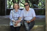 Feliz día Gabino y Mari Nieves