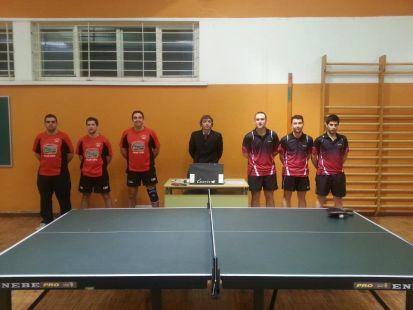 equipos luarca- gijon tenis de mesa