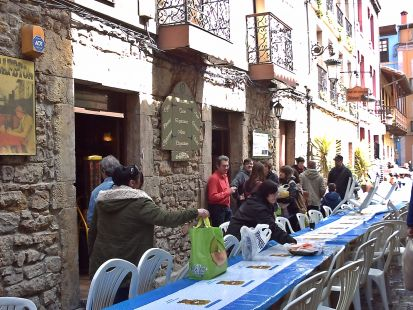comida en la calle preambulos