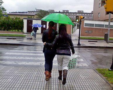 primavera lluviosa