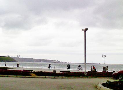zona paseo