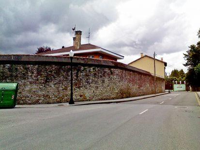 muro de cantera