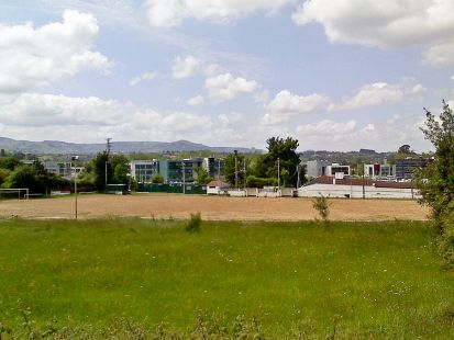 campo del C.D. Deva