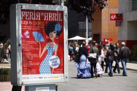 Feria de Abril Gijón 2013