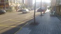 Antigua parada de autobús