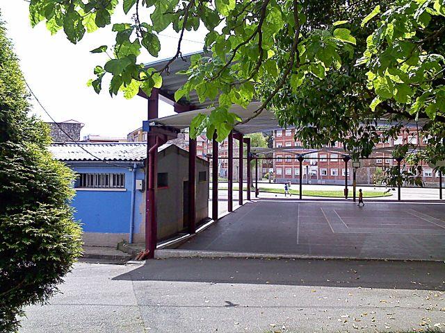 pista colegio