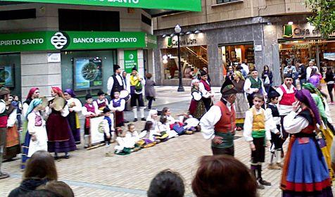 bailes urbanos por el solticiu de verano