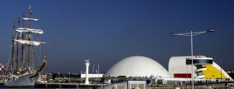 Elcano y Niemeyer