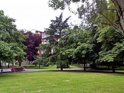 parque en Versalles