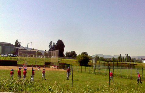 beisbol en gijon
