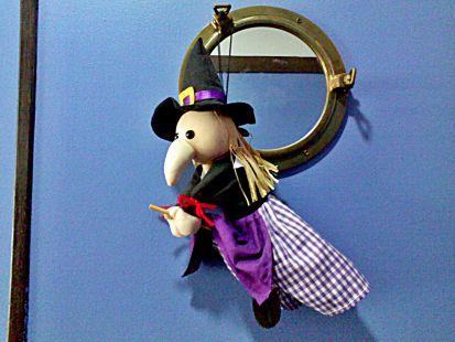 las brujas voladoras