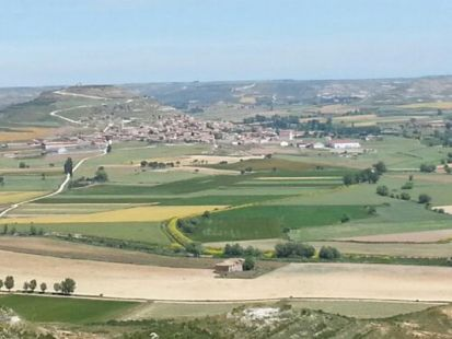 Camino de Santiago: ETAPA 10 Tardajos - Itero de la Vega  42 kms