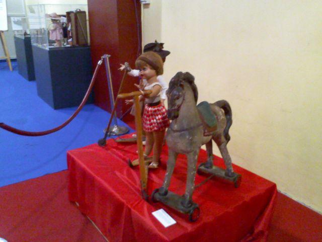 caballo madera