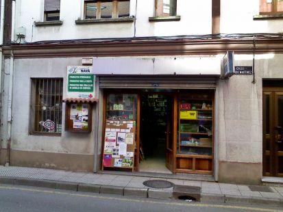 tienda de todo - Nava