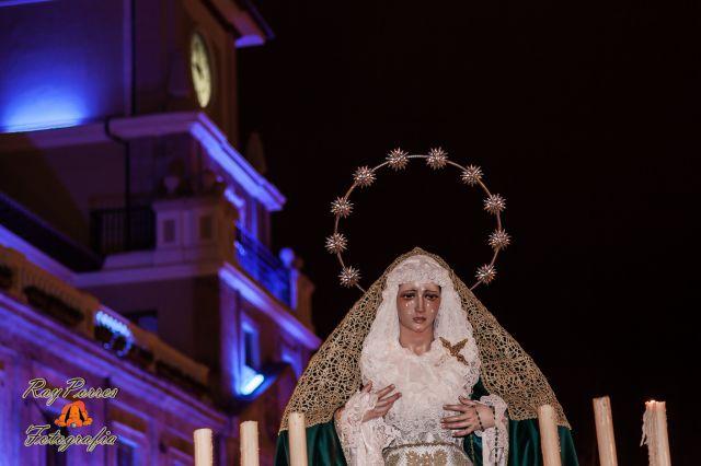 Procesión Extraordinaria de Traslado de Nuestra Sra. de la Esperanza